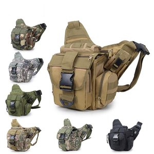 2020 Tactical Saddle Bag Men Outdoor One-Shoulder Bag for Hiking Camping Equipment Mountaineering Fishing Camera Blosa
