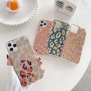 Suitable For iphone12 Full Serails Leopard Fitted Phone Case Phone Shell Protective Cover 4 Desings Available