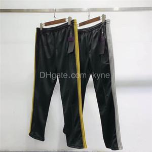 Fashion Outdoor Sports Pants Butterfly Ricamo Sweatpants Pantaloni casual a banda per uomo Donne Coppia Pantaloni con buona qualità