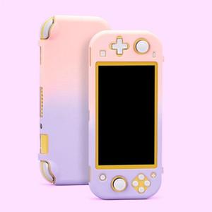 حالة وقائية ضفدع البيانات ل Nintendo التبديل لايت غطاء صلب شل ميكس الغطاء الخلفي الملون لنينتندو تبديل لايت وحدة