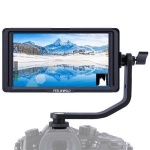FEELWORLD F5 4K 1920 x 1080 5 inch Camera Field Monitor Support HDMI