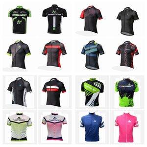 UCI World Tour Bike Рубашка Мужчины с коротким рукавом Merida Велоспорт Джерси дышащий велосипед спортивной одежды Фабрика прямой продаж Велоспорт одежда 92035Y