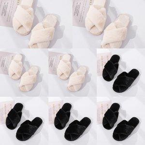 LRGQ 2021 Fashion Donne di lusso Flip-flops superstar scarpe reali in pelle sandali piatti in pelle stampato classico casual donne sabbia pantofole slideshow