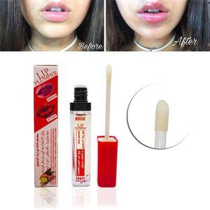 1 pc Makeup Super Volume Plump it Lip Gloss Sexy Lips Plumper Waterproof Matte Liquid Lipstick Long-Lasting Lips Tint Cosmetic
