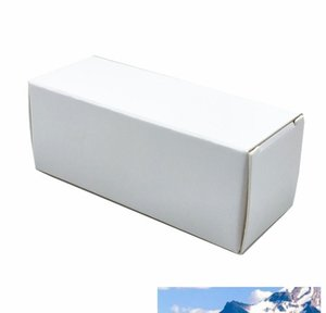 50pcs White Black Brown Kraft Paper Essential Oil Bottle Packaging Box Party Diy Crafts Gift Carton Pack Box Papercard bbyITC ladyshome