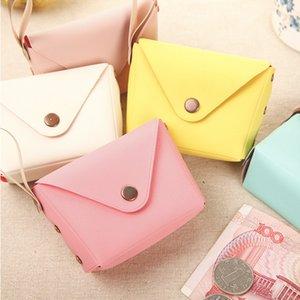 동전 지갑 작은 변화 지갑 동전 지갑 가방 가방 파우치 여성 숙녀 여자 지갑 키 체인 매력 선물 CCA3119