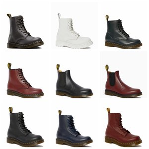 Martin Boots Uomo 2020 Winter New Ins Ins Trend VENDRATILE Moda Stivali da donna in pelle High Top British Wind Work Boots