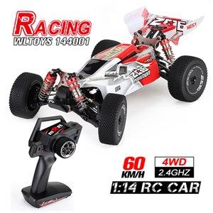 Wltoys 144001 1:14 RC car 2. Radio Control Car High Speed  h Racing Crawler RC Car Vehicle Models with Original Box LJ200918