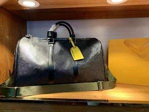 Boys Unisex Women Men Duffel Duffle Bags Man Reading Large Capacity Short-distance Hand Luggage Travel Tourism Female Handbag Sports