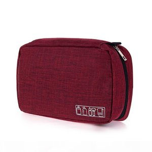 Toiletry Bag Travel Bag with Hanging Hook, Water-resistant Makeup Cosmetic Travel Organizer for Accessories Toiletries