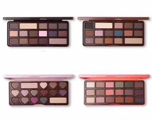 Бесплатная доставка Epacket Hot Makeup Eyes 12/15/16/18/18 Цвета Палитра для век для век! Выбор нескольких цветов
