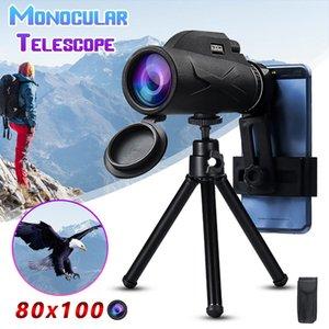 High Quality Powerful Monocular Long Range 1500m Telescope for Smartphone 50x60 Military Binoculars Zoom Hd Hunting Optics Scope