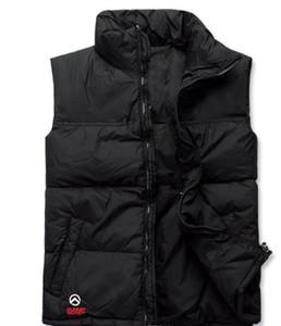 Nueva chaqueta para hombre, chalecos sin mangas, y de mujer, la cara de invierno, moda, abrigos casuales, chaleco de hombre, chaleco de hombre, espesante, chaleco.