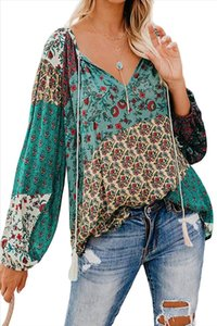 2020 Hot Sale New Design Styele Casual Clothing Sweatwear Sweet Sexy Fashion Soft Good Fabric Women Blouses 10033