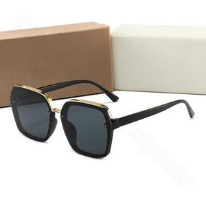 Мужские круглые Солнцезащитные очки Отношение Тода Круглый Кошка Глазные Дамы Мода Солнцезащитные Очки Велоспорт Солнцезащитные Очки Для Женщин с коробкой TDXYX