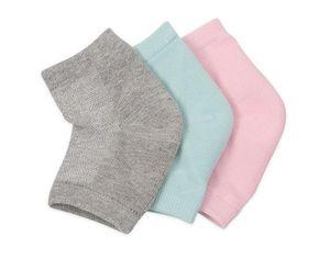 2020 pés Cuidados Cuidados 2019 Ventilada Hidratante Gel Socks Day Night Toe Pés Open Cuidados Conjuntos Ultimate Treatment para Seco Hard Rachado Pele