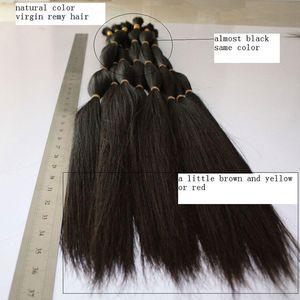 100G индийские плетеные волосы насыпь без уток прямой волна волос навал для плетения 3 паки от 10 до 26 дюймов натуральные цветные наращивания волос, свободный DHL