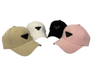Capas de béisbol de moda clásica Top Marcas Hombres y mujeres Todas las tapas de béisbol apropiadas La tapa transpirable ajustable desgaste cómodo al aire libre