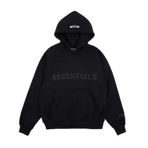 2021 Men's Wear Nagri Fog Fearofgodessentials Alphabet Plus Hoodie with Male and Female Hood 76cb