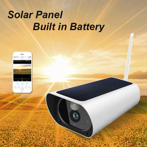 Waterproof Outdoor 1080P Solar Power WIFI IP Camera support 4G SIM Card Battery Audio PIR Wifi HD Surveillance Camera