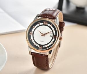 Montre Homme Marque De Luxe Famous Lovers Men Sports Watches Casual Quartz Wristwatches Reloj Mujer Clock Men Women High Quality Designer