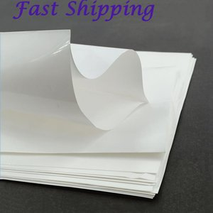 5 tamaños Blanco Sublimación Accesorio Accesorio Película Shrink Wrap Papel para Transferencia térmica térmica 20oz 30 oz Vaso
