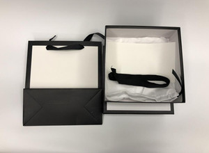 2020 Venta caliente Nuevo Cinturón Masculino Cinturón de cuero genuino Cinturones de negocios Caja especial Bolsa de polvo Bolsa de papel Bolsa de papel Cinta de factura