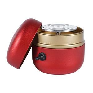 Mini Pottery Wheel Machine 1500RPM Pottery Machine Electric Wheel Strumento di argilla fai da te con vassoio per adulti Bambini ceramica arte