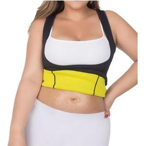 Chenye Kadınlar Vücut Şekillendirici Bel-Düzeltici Zayıflama Gömlek İnce Artı Boyutlu Termal Kilo Verme Şekillendirici Kadın Neopren Şekillendirici Korseler 201211