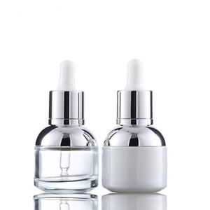 şişeler 30ml, uçucu yağlar için 30ml cam şişe damlalık, cam açık damlatma şişesi FWD2990 damlalık boş cam