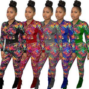womens sportswear 2 pieces set tracksuit sportsuit designer outfits pullover leggings long sleeve shirt pants sweatshirts comfortabl k5629