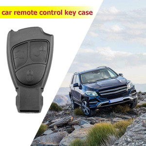 3 Buttons Car Remote Key Shell Case Cover Replacement for Mercedes Benz W203 W21