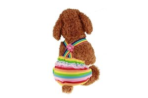 Dog shorts pet physiological pants dog menstruation Teddy Shapi underpants belly band doggie diaper female diapers