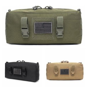 Tactical Backpacks Molle Bag Hiking Travel Camping Outdoor Sports Accessories Storage Pouch Sling Bag Shoulder