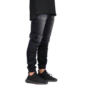Siddons Fashion Stretch Men Jeans Denim Jogger Design Hip Hop Joggers per uomo1