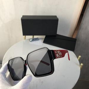 2021 new Luxur Top Quality Classic Square Sunglasses Designer Brand fashion Men Women Sun Glasses Eyewear Metal Glass Lenses with box HF0986