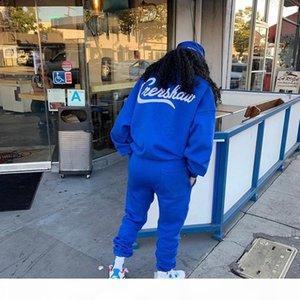 Frauen von Gott begrenzte Essentials Nebel La Crenshaw Angst X Pullover Sweatshirts Hüfte Übergroße Hop Crewneck Männer TMC Casual Pullover Streetwe Mhjc