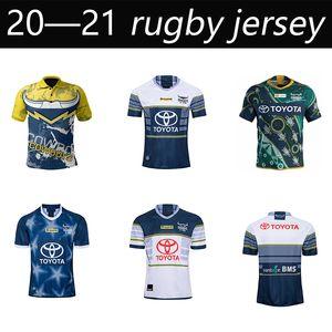 Neue 2018 2019 2020 2021 Cowboys Souvenir Ausgabe Rugby Jerseys NRL Rugby League Jersey Cowboy 19 20 21 Hemden