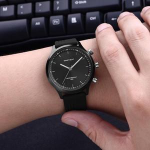 Smart Watch NX05 Uomo PROFESSIONAL Sport 5atm Impermeabile Bluetooth Smartwatch con orologio da quarzo SOS per Android Ios Phone WMTNVI