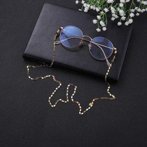 Skyrim Fashion Chic Women Gold Color Eyeglass Chains Sunglasses Reading Glasses Lanyard Eyewear Cord Holder Neck Strap Rope Q sqcGRX