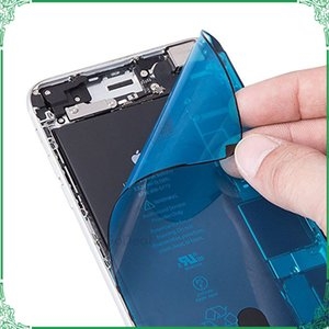 Waterproof LCD Housing front Frame Sticker for iphone pre-cut Adhesive bezel seal tape glue for iphone 6 7 8 plus X 11 pro
