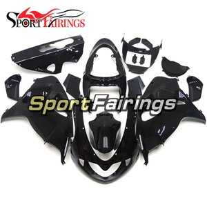 ABS Carénings pour Suzuki TL1000R 1998 1999 2000 2001 2003 2003 TL1000R 98 99 00 01 02 03 Couvre-corps SportBike Noir