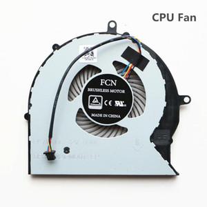 Nuevo reemplazo de la computadora portátil CPU GPU Fan de refrigerador para ASUS FX63V FX63VM FZ63VM FX63VM7300 FX63VM7700 DFS602212M00T DFS552012M00T