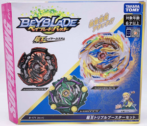 Tomy Beyblade Burst B-171 Super King Triple Booster Set Tempest Dragon Q1122