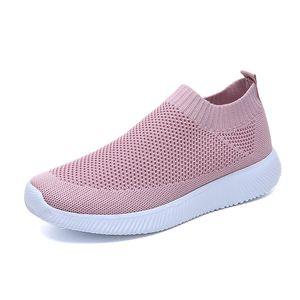 Hot sale Men Running Shoes Women Sneakers White Black Pink Womens Platform Sneakers Running Casual Shoes Women Summer size 36-45