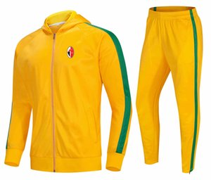 Società Sportiva Calcio Bari football training tracksuit loose and comfortable outdoor running suits Autumn and Winter Soccer Sets