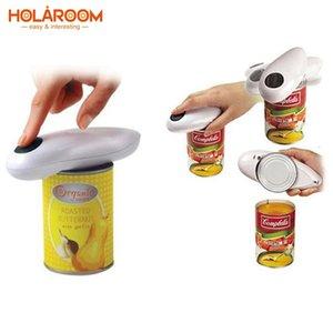 Holaroom مبتكرة القصدير الفتاحة الكهربائية اللمس جرة فتاحة العملي يمكن فتاحة زجاجات التلقائي جرة الفتاة أدوات المطبخ Q1123 Q1124