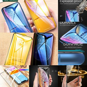 GGOH9D Full Cover Tempered Glass 11 Pro SE2 8 7 Plus 6 6S Screen Protector For phone 12 Mini XS Max XR X Protective Film