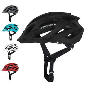 CAIRBULL X-Tracer Men's Women's Bicycle Helmets Lightweight Matte Mountain Road Bike Fully Shaped Cycling Helmets B1205