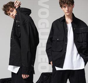 Recién llegados Vogueleo Chaqueta 2021 Primavera Otoño Casual Moda Sólida Slim Hombres Chaqueta Hombre Casual Outwear Chaqueta M-3XL